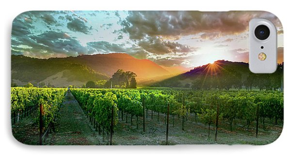Wine Country IPhone Case
