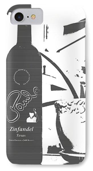 Wine Lines IPhone Case