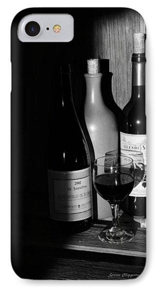 Wine Sampling IPhone Case