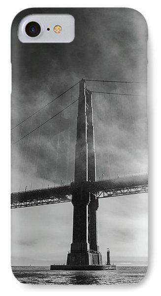 Winged Skyscraper IPhone Case
