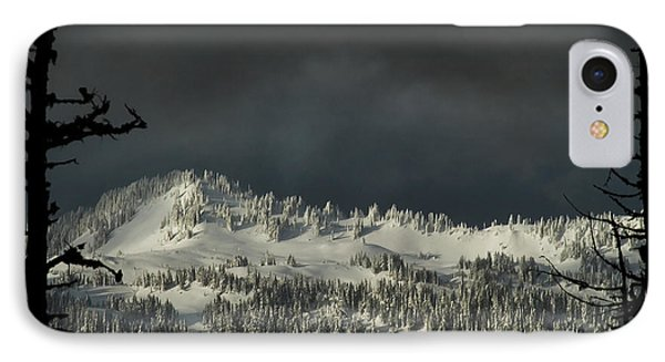 Winter In North Cascades IPhone Case