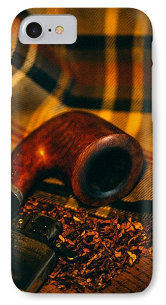 Winter In The Air IPhone Case