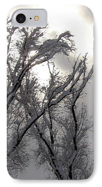 Winter Solstice Utah IPhone Case