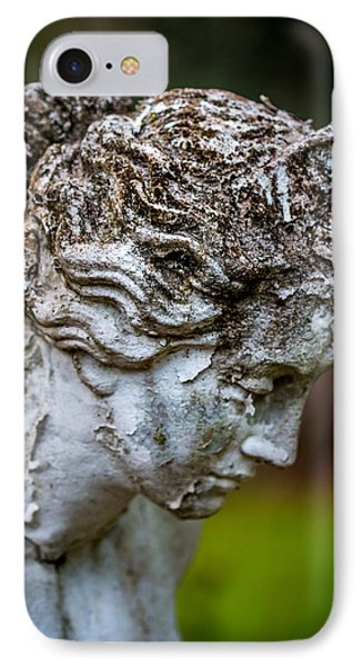 Woman Statue Head IPhone Case