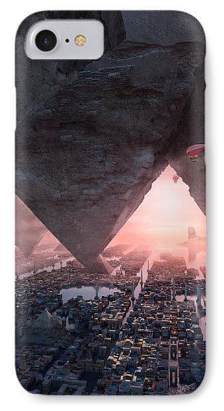 wonders great pyrimaid of Giza IPhone Case