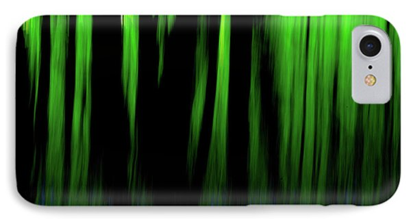Woodland Abstract Iv IPhone Case