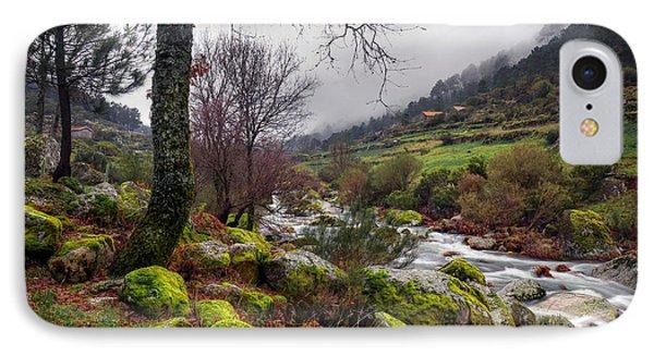 Woods Landscape IPhone Case