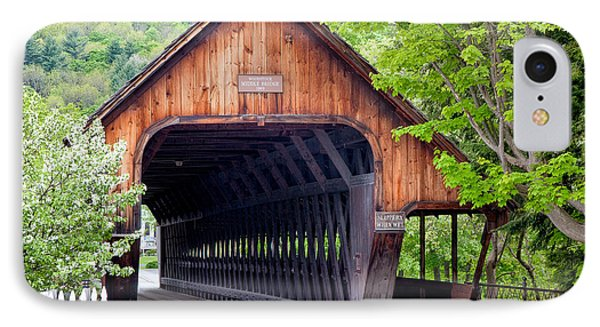 Woodstock Middle Bridge IPhone Case