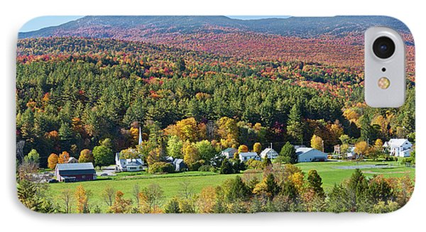 Worcester Vermont Autumn IPhone Case