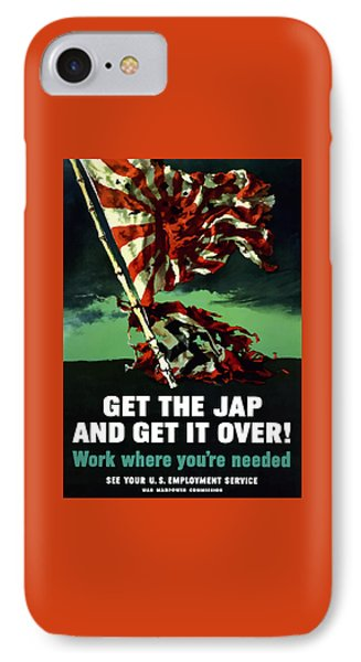 Work Where You're Needed -- Ww2 IPhone Case