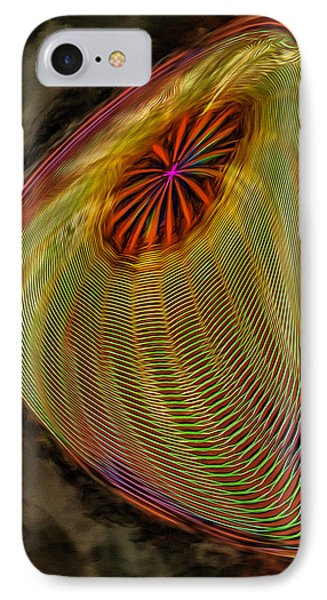 Wormhole In Space IPhone Case
