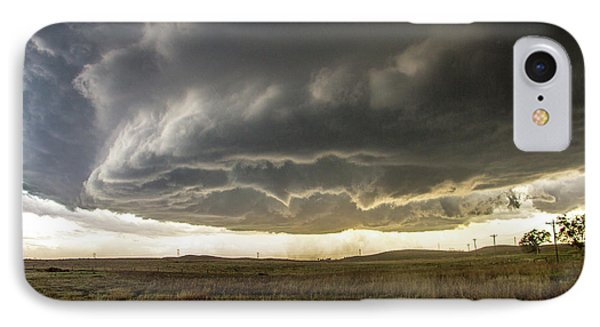 Nebraskasc iPhone 8 Case - Wray Colorado Tornado 021 by NebraskaSC