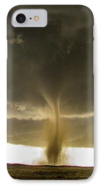 Nebraskasc iPhone 8 Case - Wray Colorado Tornado 060 by NebraskaSC