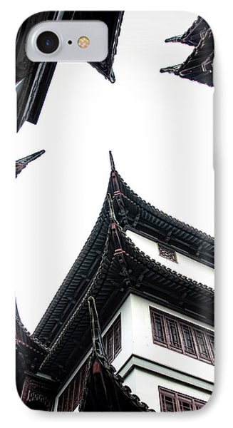 Wuhan Architecture IPhone Case