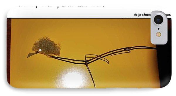 X-ray Bird IPhone Case