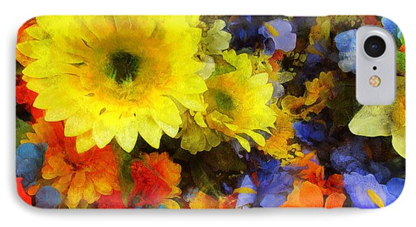 Xtreme Floral Seventeen Into The Depths IPhone Case