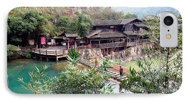 Yangtze Village IPhone Case