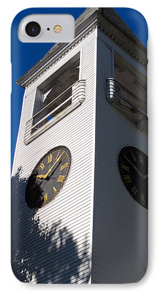 Yarmouth Baptist Clock Tower IPhone Case
