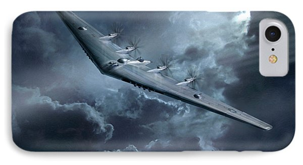 Yb-35 Flying Wing  IPhone Case