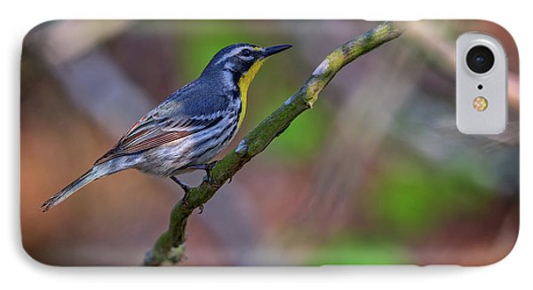 Yellow-throated Warbler IPhone Case