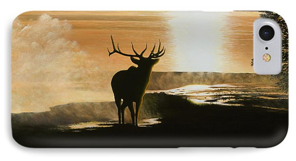 Yellowstone's Monarch IPhone Case
