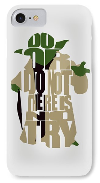 Yoda - Star Wars IPhone Case