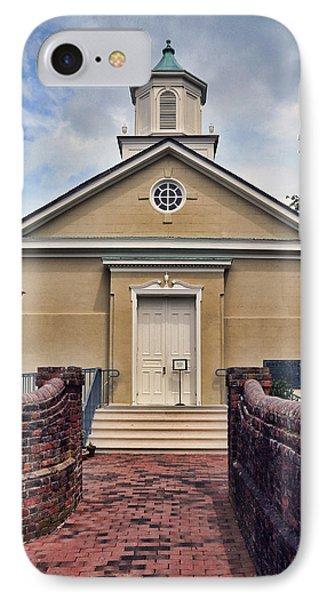 York-hampton Parish Church IPhone Case