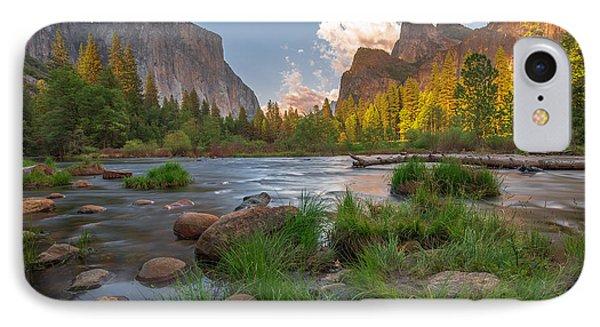 Yosemite Evening IPhone Case