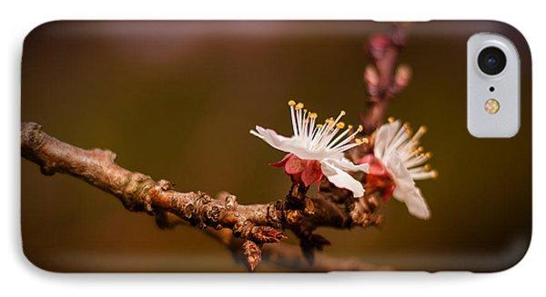 You Make Me Blossom IPhone Case