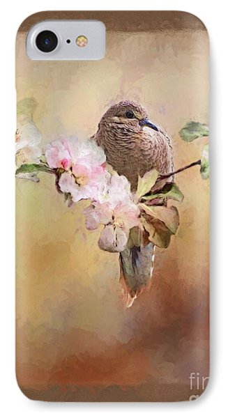 Young Morning Dove IPhone Case