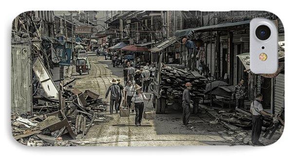 Zhangjiajie Ancient Town IPhone Case