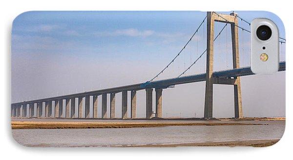 Zhengzhou Taohuayu Huanghe Bridge  IPhone Case