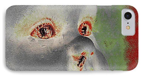 Zombie Baby Four IPhone Case