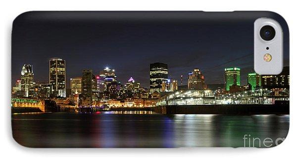 Zoom Montreal IPhone Case