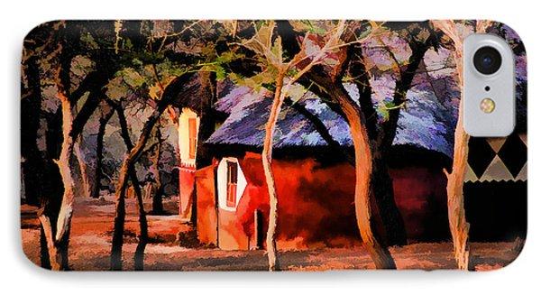 Zulu Sunset IPhone Case