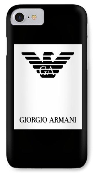 armani iphone 8 case