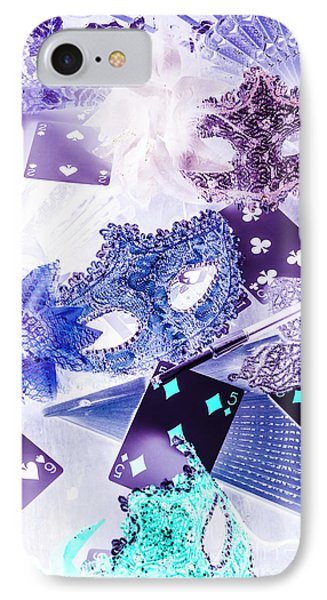 Wizard iPhone 8 Case - Magical Masquerade by Jorgo Photography - Wall Art Gallery