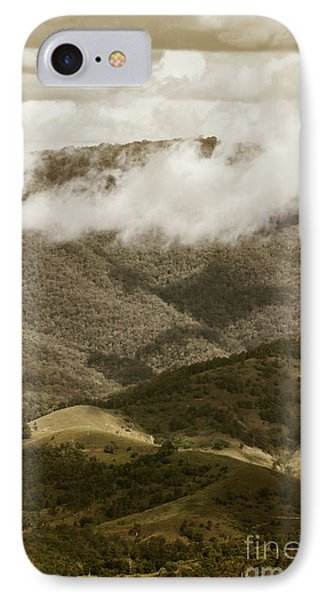 Beauty In Nature iPhone 8 Case - Oncoming Rains by Jorgo Photography - Wall Art Gallery