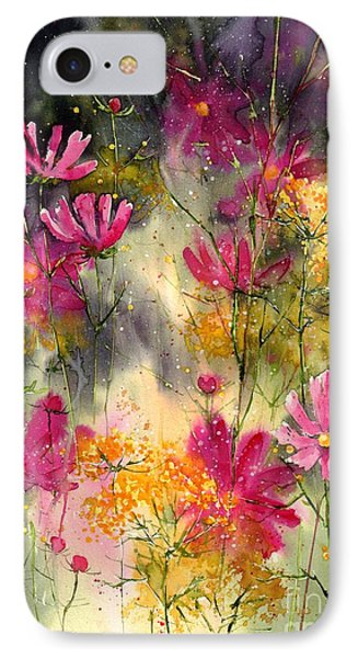 Orchid iPhone 8 Case - Pink Ballerinas by Suzann's Art