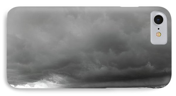 Nebraskasc iPhone 8 Case - Storm Chasin In Nader Alley 009 by NebraskaSC