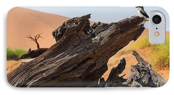 Egyptian iPhone 8 Case - The Desert Landscape by Stanislavbeloglazov