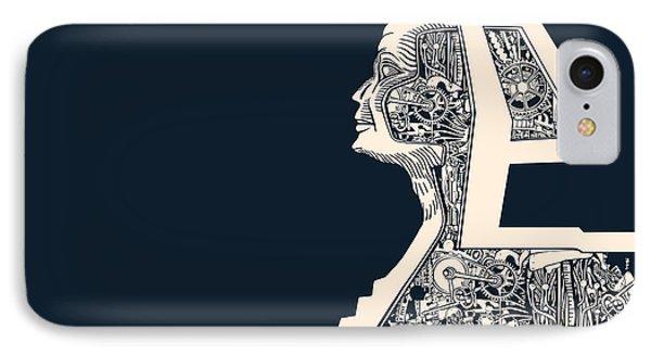Egyptian iPhone 8 Case - Waking Gods by Ryger