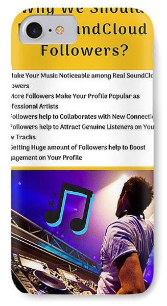 Soundcloud iPhone 8 Cases | Fine Art America