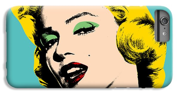 Portraits iPhone 8 Plus Case - Andy Warhol by Mark Ashkenazi