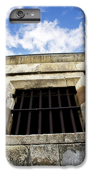 Dungeon iPhone 8 Plus Case - Convict Cell by Jorgo Photography - Wall Art Gallery