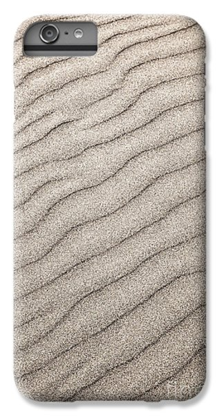 Sand iPhone 8 Plus Case - Sand Ripples Abstract by Elena Elisseeva