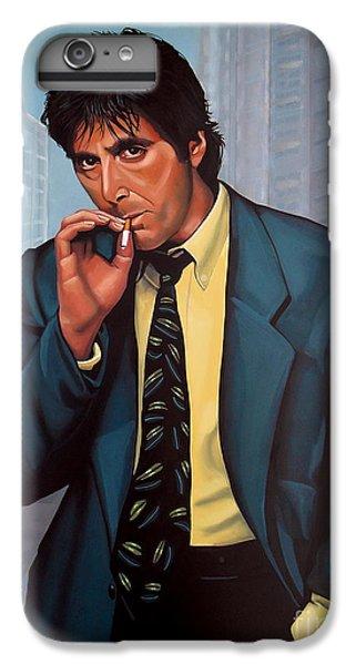 The iPhone 8 Plus Case - Al Pacino 2 by Paul Meijering