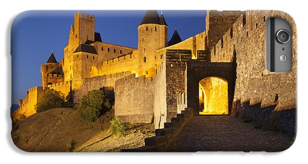 Castle iPhone 8 Plus Case - Medieval Carcassonne by Brian Jannsen