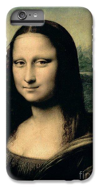 The iPhone 8 Plus Case - Mona Lisa by Leonardo Da Vinci