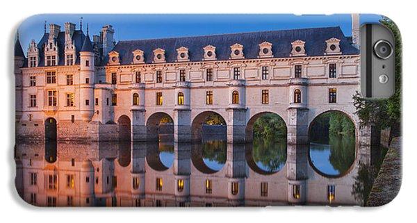 Castle iPhone 8 Plus Case - Chateau Chenonceau by Brian Jannsen